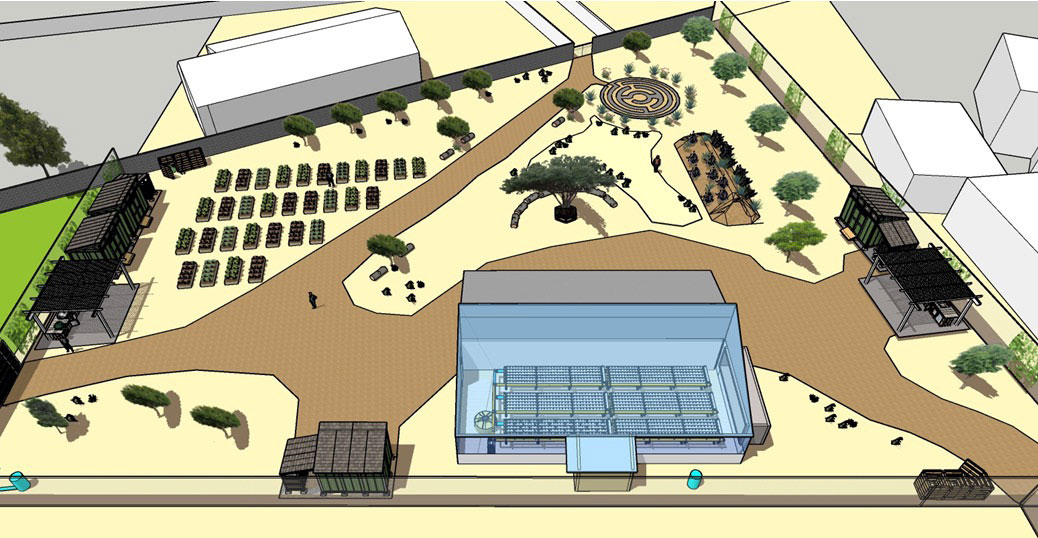 Arroyo High School Farm Plan