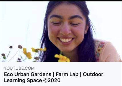 EUG Farm Lab Outdoor Learning Space